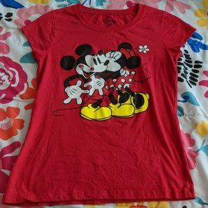 Mickey and Minnie Tee